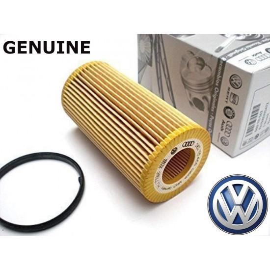 VW 2.5L 5Cylinder MK5 Oil Filter-OEM