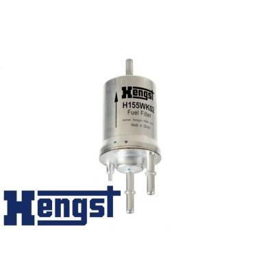 Fuel filter,w/regulator, 4 Bar,
