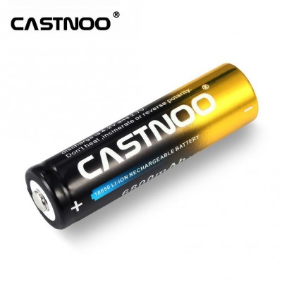 18650 3.7V 6800mAh High Drain Rechargeable Liion Battery