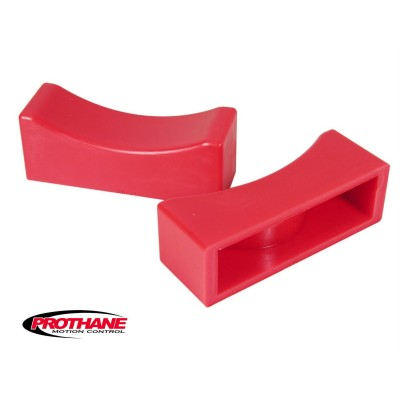 Red Jack Stand Pads