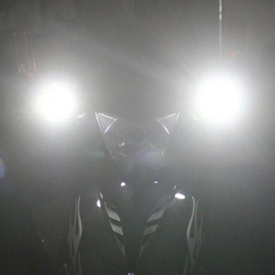 20W Universal Motorcycle Headlight LED Light