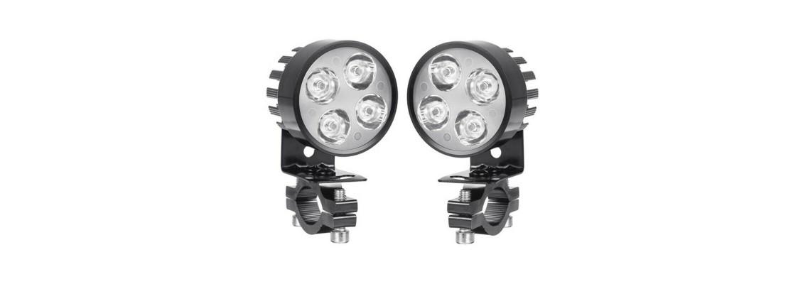 20W Motorcycle Headlight  LED Light