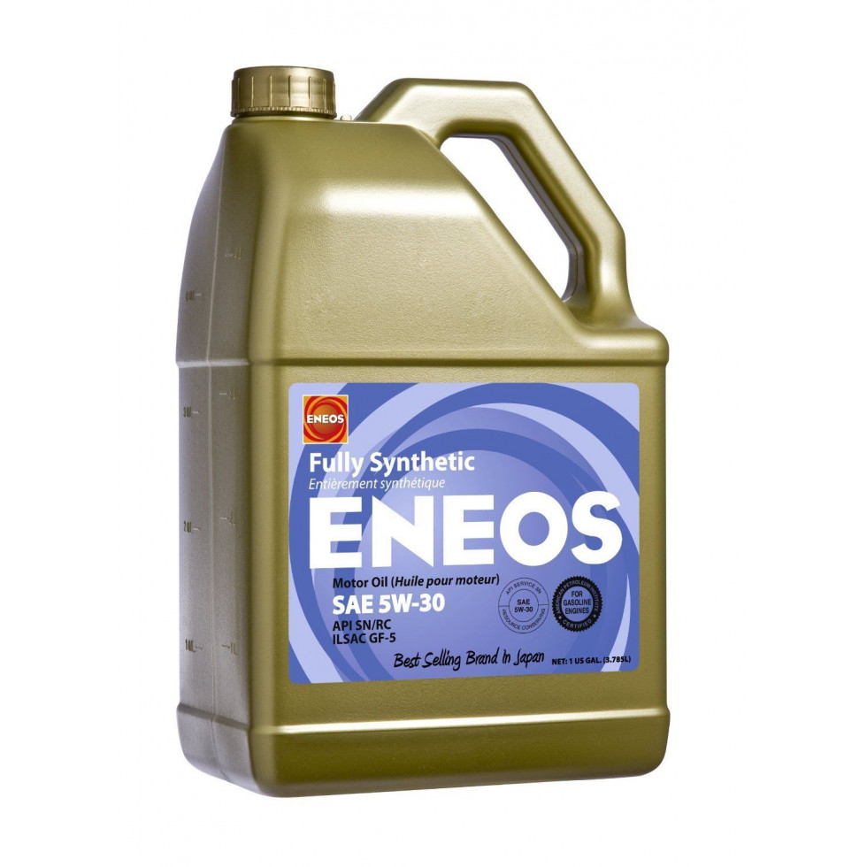 ENEOS FULLY SYNTHETIC 5W30 MOTOR OIL - 1 GAL