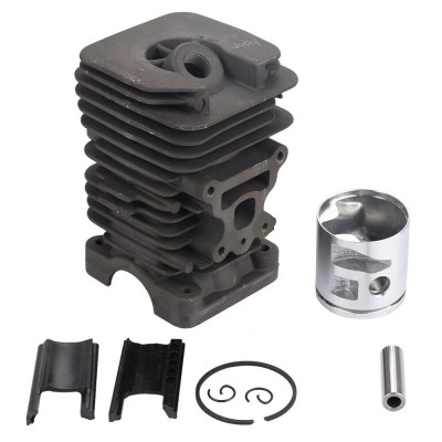 41mm Cylinder Piston Pin Kit For Poulan P3314WS P3314WSA P3416 P3314
