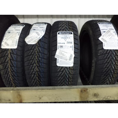Smart Fortwo Continental Tire Set Of 4