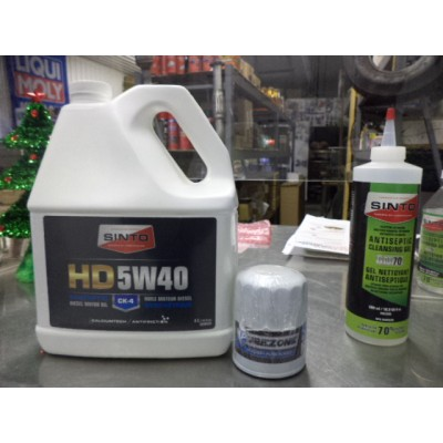 Polaris RZR 570 800 900 1000 Combo Engine Oil And Filter