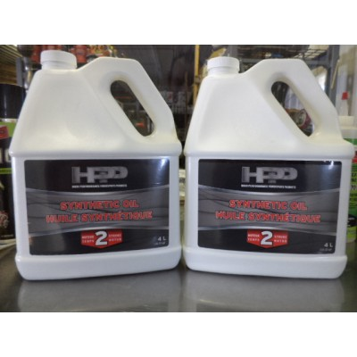 All 2 Strokes Engine 100% Premium Synthetic Oil-No Odor-HPP