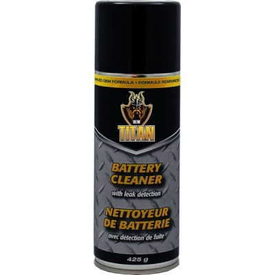TITAN Battery Cleaner With Leak Detection