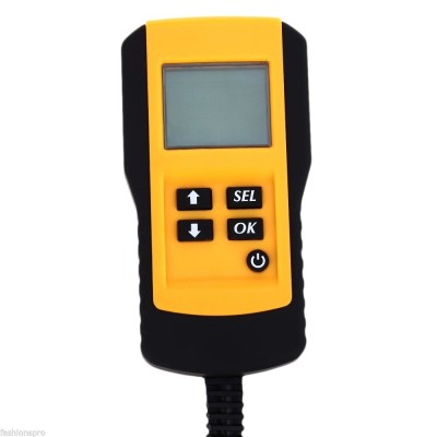 12V Vehicle Car Digital Battery Test Analyzer Diagnostic Tool