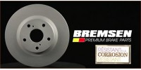 VW Front Brake Kit Coated Bremsen