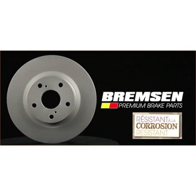 BMW Front/Rear Coated brake rotor-Bremsen