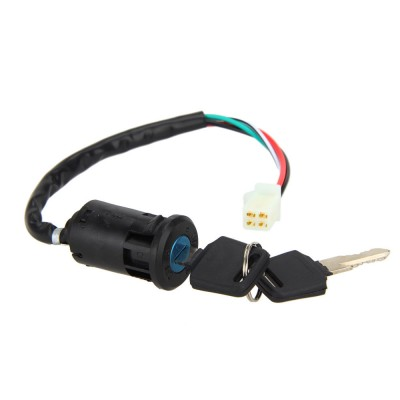 ATV Key Ignition Switch Chinese Quad Parts 50cc 70cc 90cc 100cc 110cc Dirt Bikes