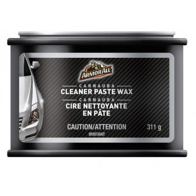 Armor All CLEANER PASTE WAX/CIRE NETTOYANTE EN PÂTE