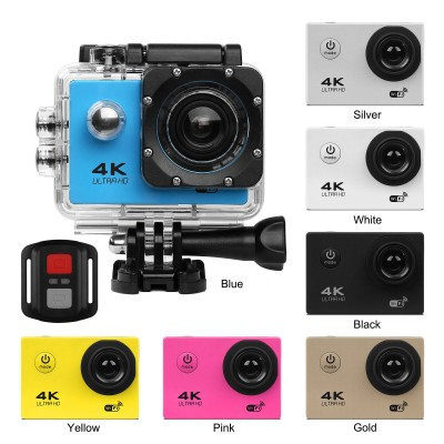 Full HD Action Camera Sport Camcorder Waterproof DVR Helmet WiFi With Remote