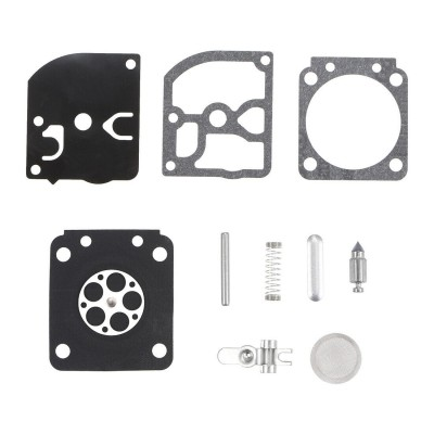 Carburetor Rebuild Kit Gasket Diaphragm for Poulan PP4218AV Engines Carb