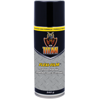 TITAN Flexi-Film Corrosion Protection