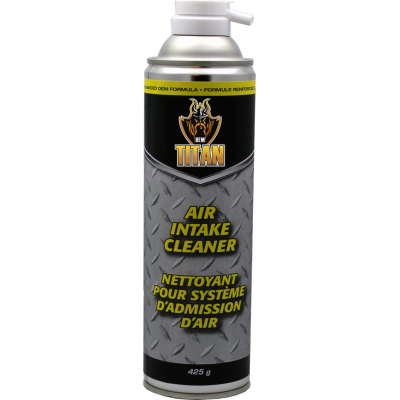 TITAN Air Intake Cleaner