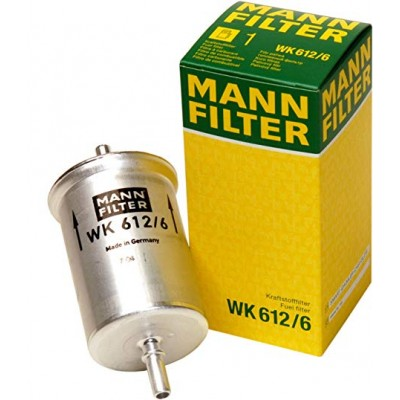 Smart ForTwo Fuel Filter-Mann